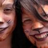 Flinke-Schminke: Kinderschminken • Gesichtsmalerei • Airbrush-Tattoos aus Dortmund im Ruhrgebiet in Nordrhein-Westfalen / NRW