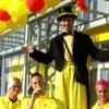 Promotionkünstler: Messen • Eröffnung • Werbeaktion... aus Dortmund im Ruhrgebiet in Nordrhein-Westfalen / NRW